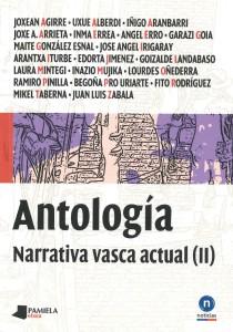 Antología Narrativa vasca actual