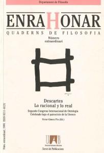 Descartes lo racional y lo real Segundo Congreso de Ontología
