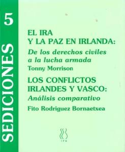 El IRA y la paz en Irlanda