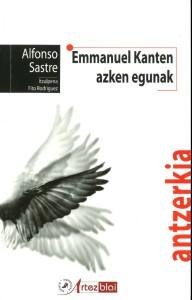 Emmanuel Kanten azken egunak